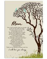 Children To Mom With Love Trending For Family Vertical Poster
