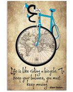 Shut Up Legs Unique Custom Design For Cycling Lovers Vertical Poster
