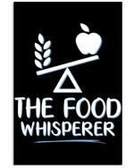 The Food Whisperer Special Custom Design Vertical Poster