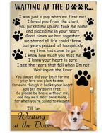 Corgi - I Loved You From The Start And I'll Be Waiting At The Door Vertical Poster