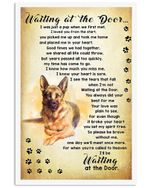 I'm Telling You I'm Not A German Shepherd Custom Design Perfect Gift For Dog Lovers Vertical Poster