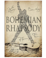 Bohemian Rhapsody Is This The Real Life Perfect Gift For Fans Vertical Poster