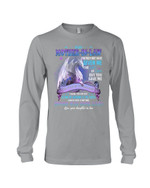 White Dragon The Gift Of You Gift For Son In Law Unisex Long Sleeve