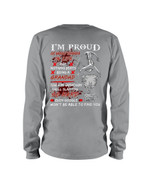 Keep Silent Nothing Beats Being A Grandad Gift For Grandpa Unisex Long Sleeve