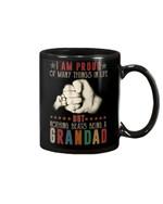 Gift For Grandpa Nothing Beats Being A Grandad Mug