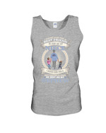 Gift For Uncle God Sent Me My Niece And Nephew Unisex Tank Top