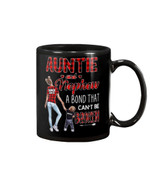 An Unbroken Bond Of Auntie And Nephew Gift For Family Mug