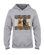 Tzu Shih Vintage Simple Special Custom Design For Dog Lovers Hoodie
