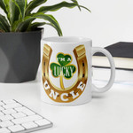Uncle Funny St Pattys Cute Leprechaun Printed Mug