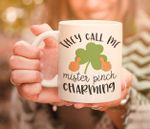 St. Patrick's Day Mister Pinch Charming Printed Mug