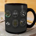 Gift For Pilot Patrick's Day Birthday Gift Printed Mug