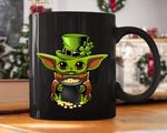 Leprechaun The Child Valentine St Patrick's Day Gift Ideas For Women Printed Mug