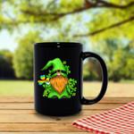 Irish Hippie Gnome Lucky St Patrick's Day Printed Mug