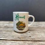 Himself Hometown Clover St Patrick's Day Printed Mug