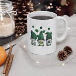 Shamrock Gift For Women St Patricks Day Printed Mug