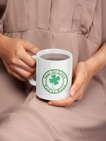 Shut Up Liver You're Fine St Paddy's Day Printed Mug