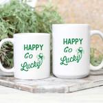Women's St. Patty's Shamrock St. Patrick's Day Printed Mug