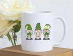 Leprechaun Gnome St Patrick's Day Printed Mug