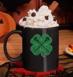 Lacrosse Irish Shamrock St. Patrick's Day Printed Mug