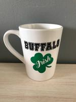 Buffalo Irish Shamrock St Patrick's Day Printed Mug