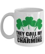Today Was A Good Day Clover St Patrick's Day Printed Mug