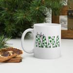 Lucky Mama Bear St Patrick's Day Printed Mug