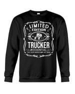 Limited Edition 2020 Trucker Essential The Year When Shit Got Real Trending Sweatshirt