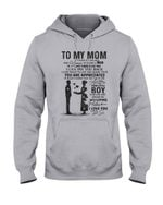 Giving For Mummy You'll Always Be My Loving Mother Hoodie