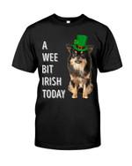 Long Haired Chihuahua Irish Today St. Patrick's Day Guys Tee