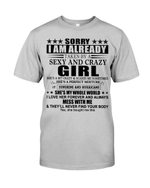 Gift For Boyfriend I Love Her Forever And Always Guys Tee