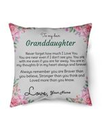 I Could Change The World For My Grandkids Pillow Cover