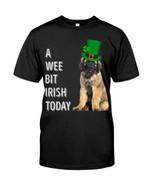 Leonberger Irish Today Green St. Patrick's Day Guys Tee