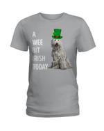 Komondor Irish Today Green St. Patrick's Day Ladies Tee