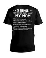 Five Things You Should Know About Mom Guys V-neck