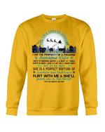 Perfect Gift For Your Husband Christmas Day Sweatshirt