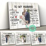 Custom Name And Photo You Are The Best Thing Matte Canvas