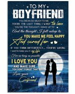 [cu To My Boyfriend You Mean So Much To Me Vertical Poster