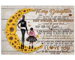 Stay Strong Be Confident Matte Canvas Mom Gift For Daughter