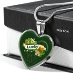 St. Patrick Day Special Gift | Lucky Necklace
