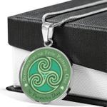 St Patrick's Day - Necklace