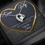 Thank For Sparking My Soul Forever Love Necklace  Gift For  Wife