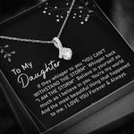 Believe In Yourself  Alluring Beauty Necklace For Daughter