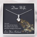 The Energy Of My Soul Alluring Beauty Necklace Gift For   Wife
