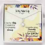 Totally Completely Eyepopping Alluring Beauty Necklace  Gift For   Wife