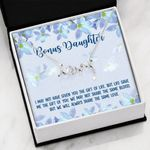 The Gift Of You Scripted Love Necklace Gift For Step Daughter