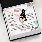 Loved More Than You Know Gift For Wife Forever Love Necklace