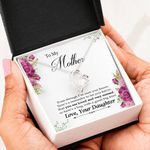 Forever Love Necklace Gift For Mom You Are Loved And Very Missed