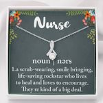 The Definition Of Nurse Alluring Beauty Necklace Gift For Women