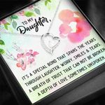 A Breath Of Trust Forever Love Necklace Gift For Daughter