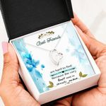 The Very Best One Is Already Mine Forever Love Necklace Gift For Friend